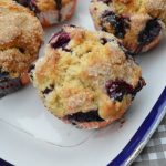 Blaubeer Muffins