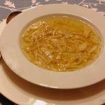Pfannkuchen-Suppe