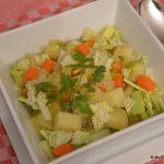 Upcycling von Gemüse