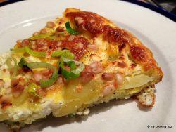 Lauch Tortilla