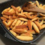 Kartoffelteig Fingernudeln